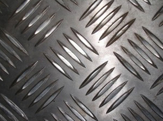 Anti-slip Perforated Metal Sheet