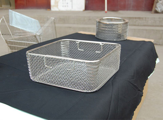 Wire Mesh Washing Basket/Kitchen Basket